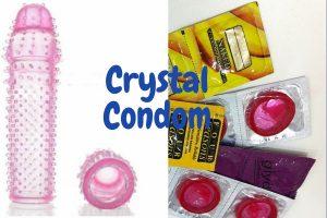 crystal condom